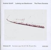 The piano sonatas. Volume VI