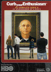 Curb your enthusiasm. De complete serie 6