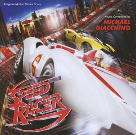 Speed racer : original motion picture score
