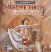 The violin concertos - vol.14. vol.14