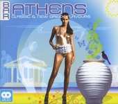 Bar Athens : Classic & new Greek flavours