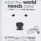 What the world needs now : 19 songs voor een witte noordpool