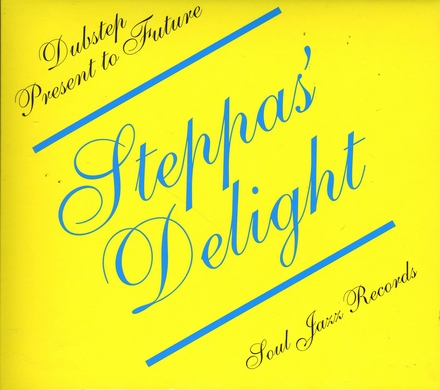 Steppas' delight : dubstep present to future
