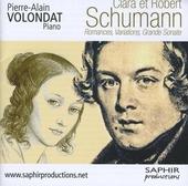 Romances, variations, grande sonate