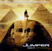 Jumper : Original motion picture soundtrack