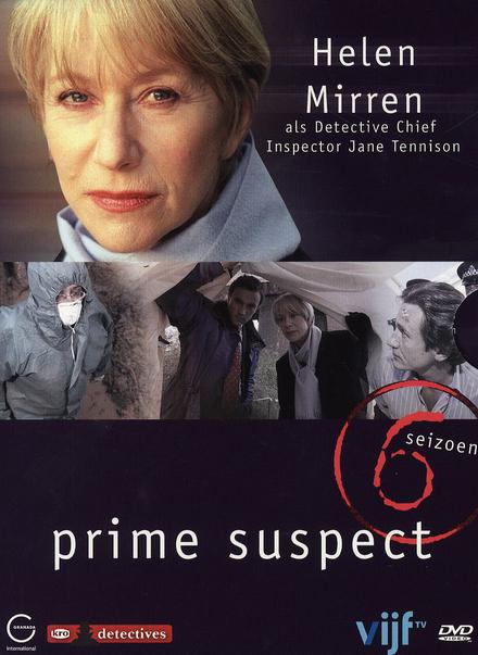 Prime suspect. Seizoen 6