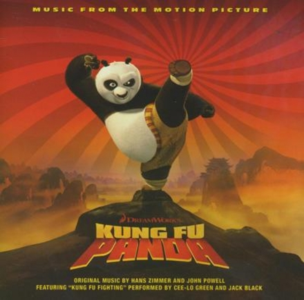 Kung fu panda : music from the motion picture
