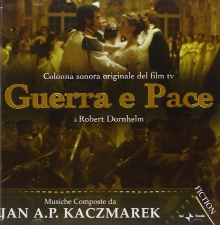 Guerra e pace : colonna sonora originale del film tv