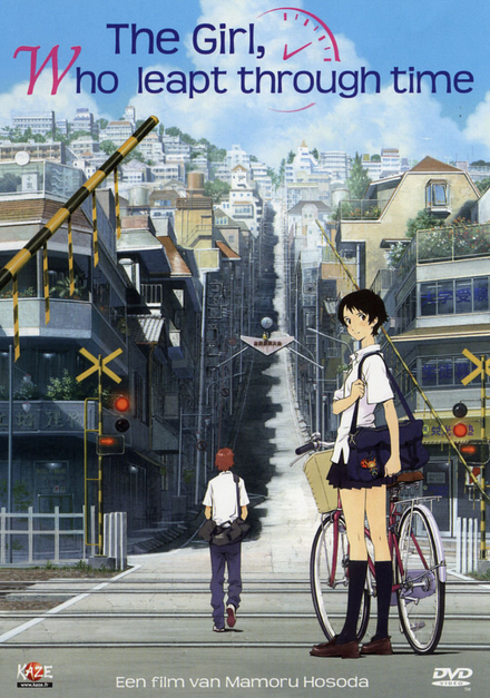 The girl, who leapt through time