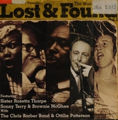 Chris Barber presents the blues legacy: Lost & found series. vol.1