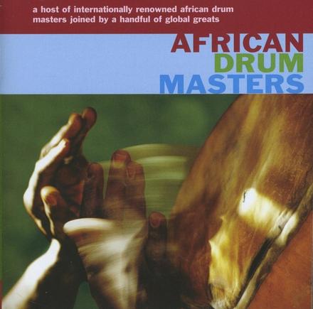 African drum masters