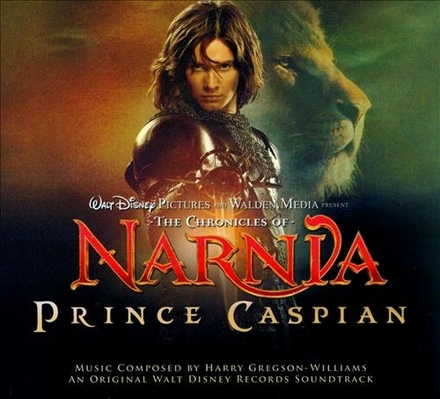 The chronicles of Narnia : Prince Caspian : original soundtrack