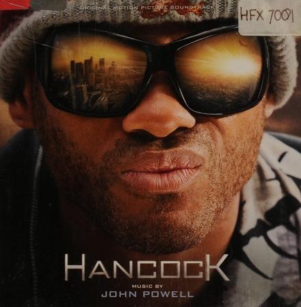 Hancock : original motion picture soundtrack