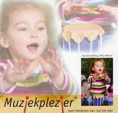 Muziekplezier voor kinderen van nul tot vier