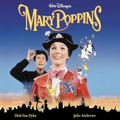 Mary Poppins : original soundtrack