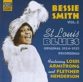 Bessie Smith : St. Louis blues - Original recordings 1924-1925. vol.2