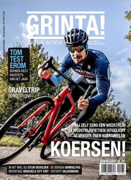 Grinta! : magazine voor de actieve fietser