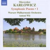 Symphonic poems 1. Vol.1