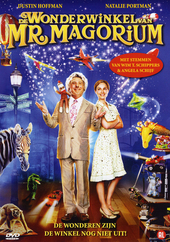De wonderwinkel van Mr. Magorium