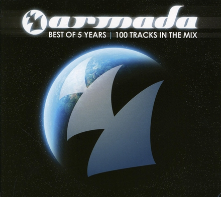 Armada : Best of 5 years - 100 tracks in the mix