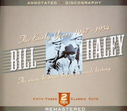 The early years 1947-1954 : the music he made before he made history