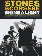 Stones Scorsese : shine a light