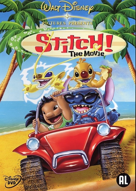 Stitch! : the movie