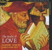 The study of love : French songs and motets of the 14th century
