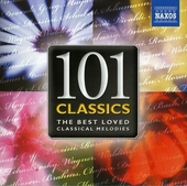 101 Classics : the best loved classical melodies