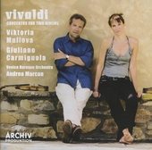 Concertos for two violins
