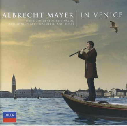 Albrecht Mayer in Venice