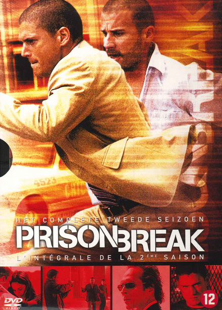Prison break. Seizoen 2