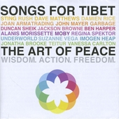 Songs for Tibet : the art of peace