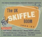 The UK skiffle boom 1954-1957 : pig iron, washboards, freight trains & kazoos