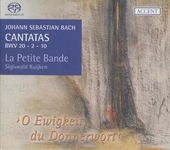 Cantatas for the complete liturgical year. Vol. 7, O Ewigkeit, O Donnerwort