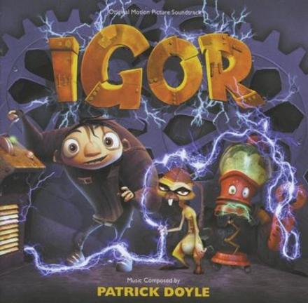 Igor : original motion picture soundtrack