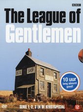 The complete league of gentlemen : Serie 1, 2, 3 en de kerstspecial