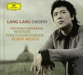The piano concertos : Limited deluxe edition