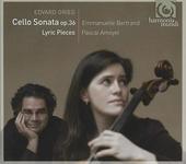 Cello sonata op. 36