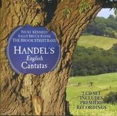 Händel's English cantatas