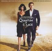 Quantum of solace : original motion picture soundtrack