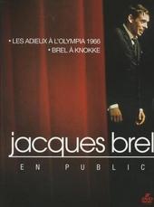 Jacques Brel en public