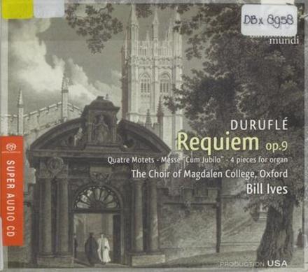 Requiem op.9