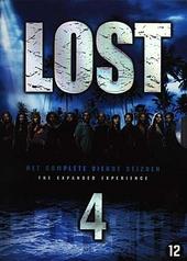 Lost. Het complete vierde seizoen