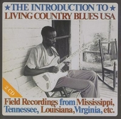 Living country blues USA : The introduction