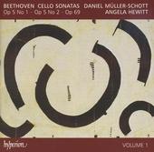 Cello sonatas. Vol. 1