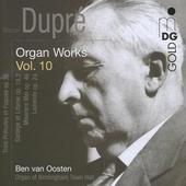 Organ works. Vol. 10