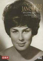 Gundula Janowitz in concert