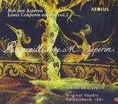 Passacaille de Mr Couperin : pièces de clavecin