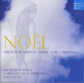Noël : French romantic music for Christmas
